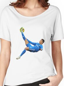 cristiano ronaldo shoot Women's Relaxed Fit T-Shirt