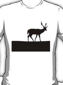 Lonely Deer T-Shirt