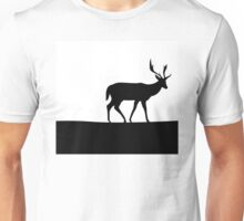 Lonely Deer Unisex T-Shirt