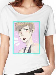 :D ! Women's Relaxed Fit T-Shirt