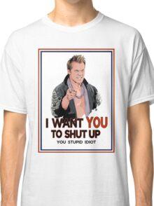 Chris Jericho I want you! Classic T-Shirt