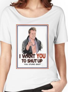 Chris Jericho I want you! Women's Relaxed Fit T-Shirt