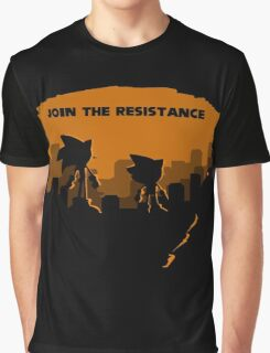 Join the resistance-sonic 2017 Graphic T-Shirt