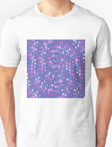 Abstract Colours Unisex T-Shirt
