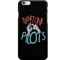 TWENTY ONE PILOTS iPhone Case/Skin