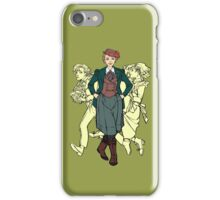Mary Watson iPhone Case/Skin