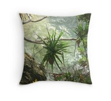 The Pass - Byron Bay  Throw Pillow