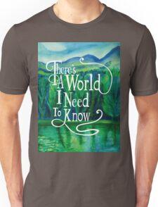 Inspirational Poster Unisex T-Shirt