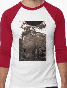 K-15: the Kalibukbuk Jetty Men's Baseball ¾ T-Shirt