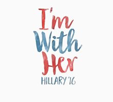 I'm With Her - Hillary '16 Unisex T-Shirt