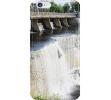 Rideau Falls, Ottawa, ON, Canada iPhone Case/Skin