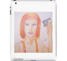 Mulitpass iPad Case/Skin