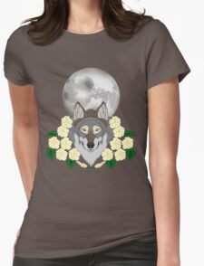 Lunar Womens Fitted T-Shirt