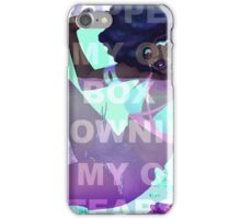 Trapped And Drowning iPhone Case/Skin