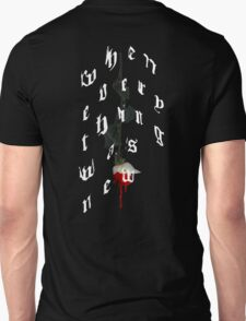 when everything was new Unisex T-Shirt
