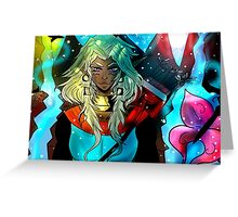 Elf Marik Greeting Card
