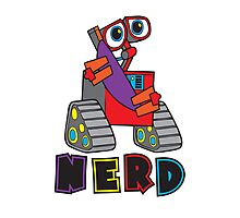 """Official """"Nerd"""" Collection Photographic Print"""
