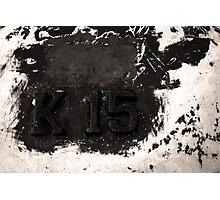 K-15 Metal Madness Photographic Print