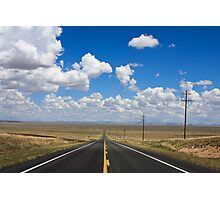 Open Road Photographic Print