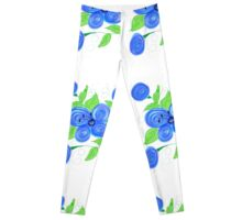 Bubbling Blues Leggings