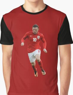 wayne rooney dreable Graphic T-Shirt