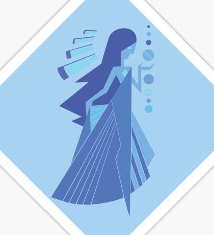 Blue Diamond SU Sticker