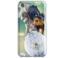 Imaginary Animals by Spiritualarty iPhone Case/Skin
