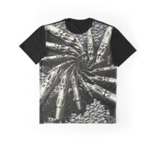 Music On the Rocks Graphic T-Shirt