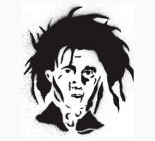 EDWARD SCISSORHANDS FACE by LillyMoon .
