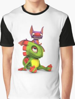 Yooka-Laylee - Seated Graphic T-Shirt