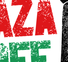 Free Gaza Free Palestine Sticker