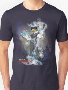 BDZ Tesla Milky Way T-Shirt