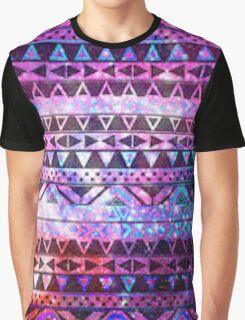 Tribal Pattern Graphic T-Shirt