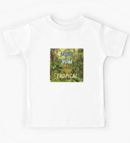 Pais Tropical - Square – A Hell Songbook Edition - Olympic Games Rio de Janeiro - Brazil Kids Tee