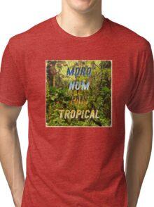 Pais Tropical - Square – A Hell Songbook Edition - Olympic Games Rio de Janeiro - Brazil Tri-blend T-Shirt