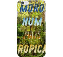 Pais Tropical - Square – A Hell Songbook Edition - Olympic Games Rio de Janeiro - Brazil iPhone Case/Skin
