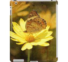 Butter in Spring Garden iPad Case/Skin