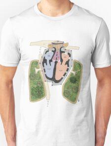 Archi heart / heartchitect Unisex T-Shirt