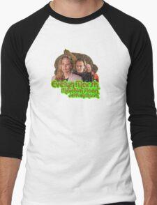 Mr. & Mrs. Marsh and Malcolm Men's Baseball ¾ T-Shirt