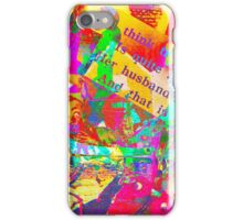 Absurd  by Spiritualarty iPhone Case/Skin
