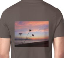 Queen Anne's Lace by the Seashore Unisex T-Shirt