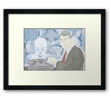 Stephen King's Monsters Framed Print