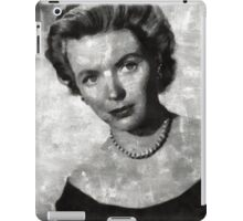Dorothy McGuire Vintage Hollywood Actress iPad Case/Skin