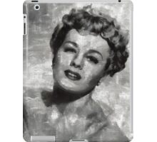 Shelley Winters Vintage Actress iPad Case/Skin