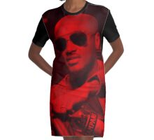 2face ldibia - Celebrity Graphic T-Shirt Dress