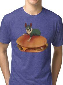 Puppy Bun Tri-blend T-Shirt