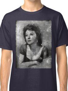 Susan Hayward Vintage Hollywood Actress Classic T-Shirt