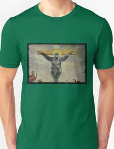 Harambe our Holy father Unisex T-Shirt