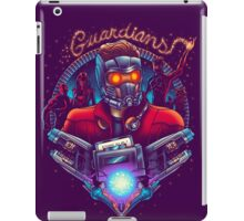 We are the Guardians iPad Case/Skin