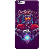 We are the Guardians iPhone Case/Skin